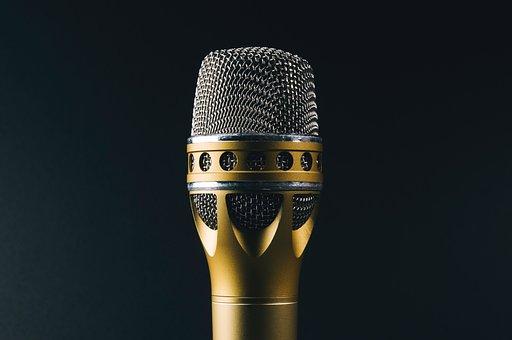 Microphone, Audio, Recording