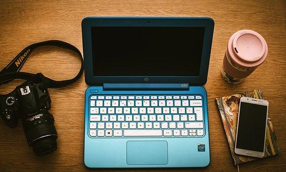 Laptop, Computer, Gadget, Modern, Technology