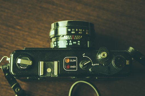Camera, Lens, Photography