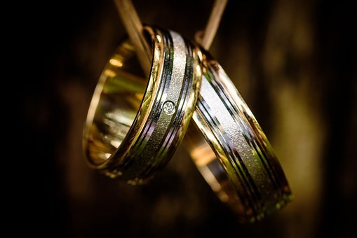 Wedding, Ring, Engagement, Couple, Pair