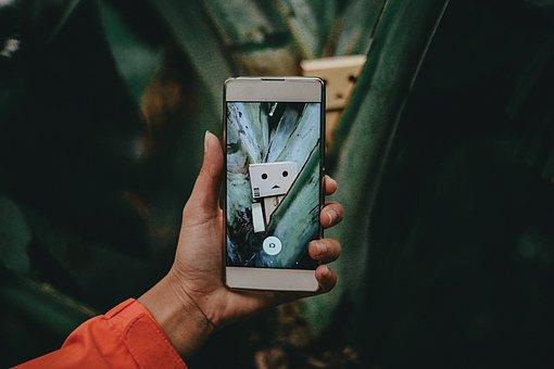 Mobile, Phone, Gadget, Communication, Camera, Capture