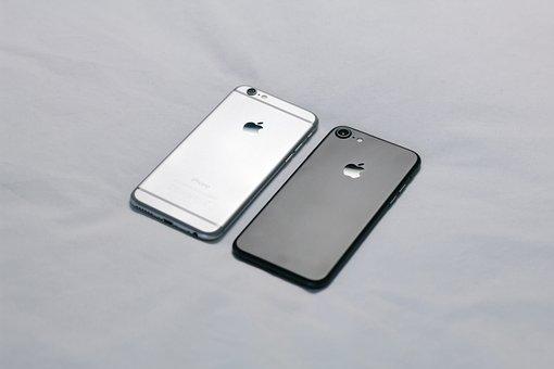Mobile, Phone, Gadget, Apple, Technology
