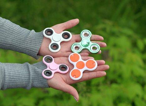 Hand, Kids, Toy, Trend, Game, Play, Fidget, Children