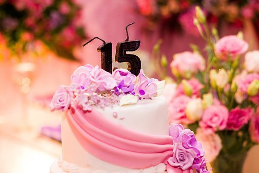 Birthday, Party, Cake, Decorating, Food, Desserts