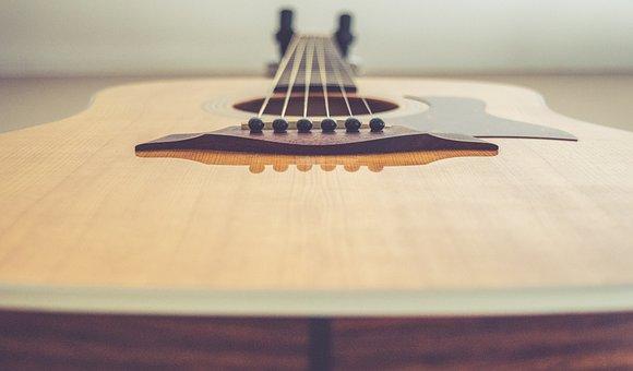Acoustic, Guitar, Musical, Instrument