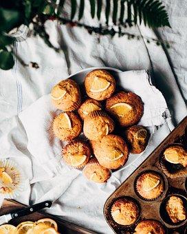 Muffins, Cupcakes, Food, Eat, Bake, Dessert, Breakfast