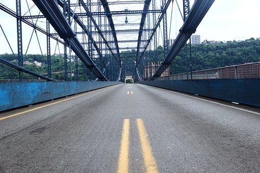 Street, Road, Bridge, Architecture, Infrastructure