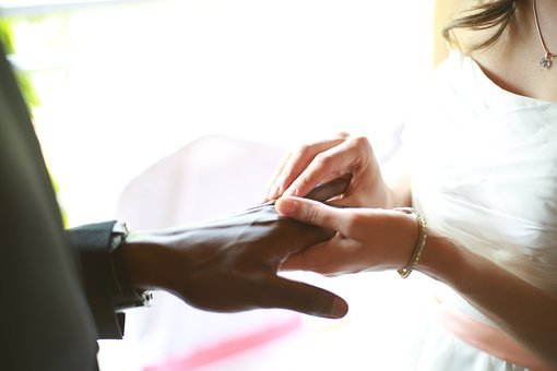 Holding Hands, Wedding, Ring, Marriage, Bracelet
