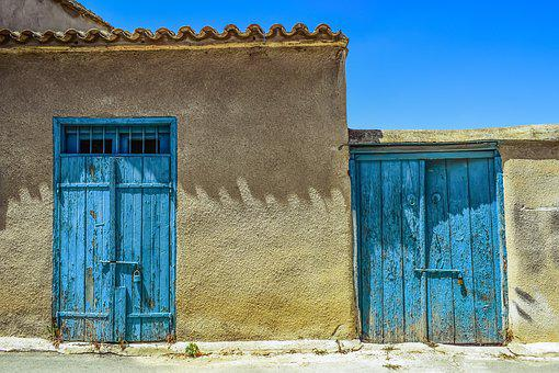House, Old, Architecture, Exterior, Rural, Country