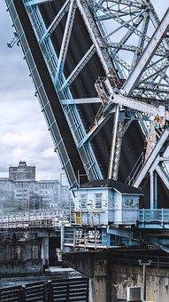 Building, Structure, Architecture, Steel, Construction