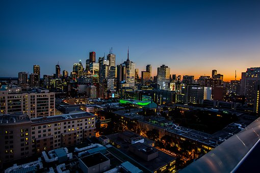 Skyline, City, Architecture, Building, Structure, Tower