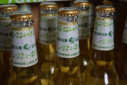 Beverage, Cold, Drinks, Party, Celebration, Beer, Lime