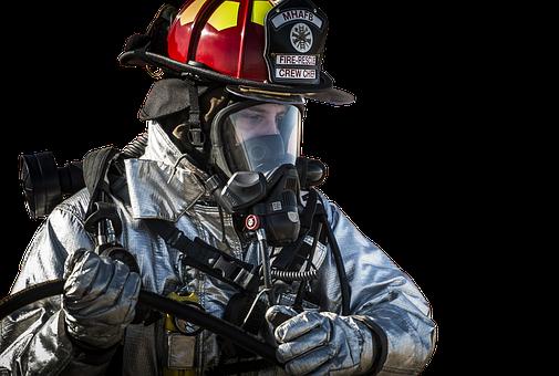 Fire, Fire Fighter, Rescue, Delete