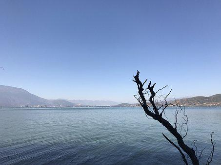 Erhai Lake, In Yunnan Province, Double-gallery