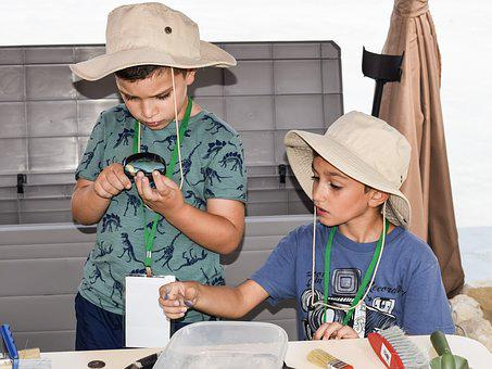 Little Archaeologists, Explorers, Education, Kids