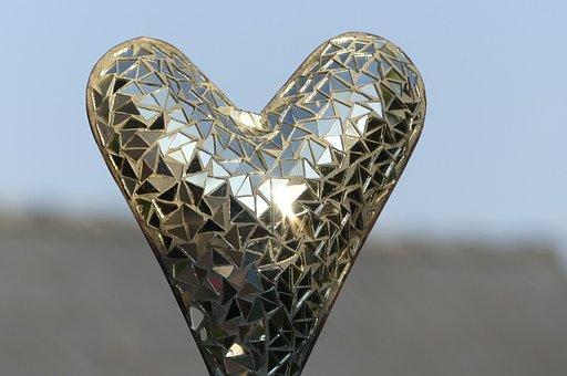 Heart, Love, Valentine's Day, Romance, Arts Crafts