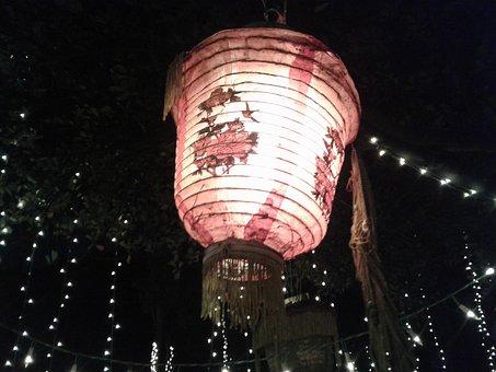 Light, Night, Lamp, Lantern, Holiday, Feast