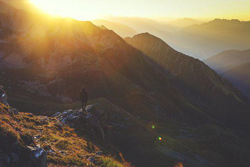 People, Guy, Alone, Sad, Adventure, Outdoor, Mountains