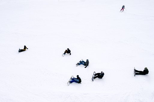 Snow, Winter, White, Cold, Weather, Ice, Snowboard