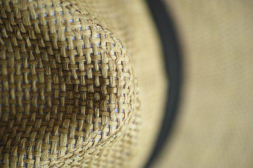Hat, Wire Mesh, Detail, Macro, Solar, Summer, Holiday