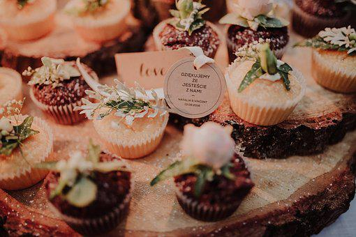 Food, Eat, Styling, Decor, Giveaways, Cupcake, Flowers