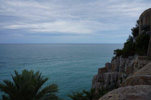 Beach, Views, Sea, Landscape, Holiday, Tourism, Costa