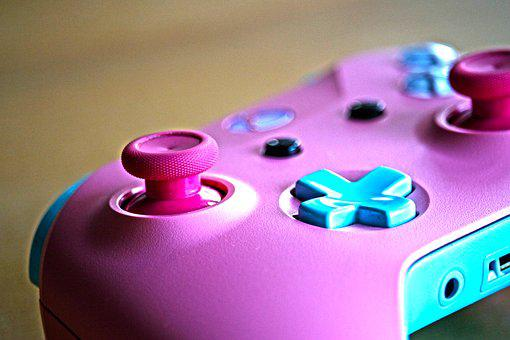Xbox, Controller, Control, Gamepad, Console, Video Game