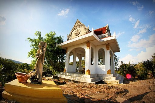 Ancient, Angkor, Archaeology, Archeology, Architecture