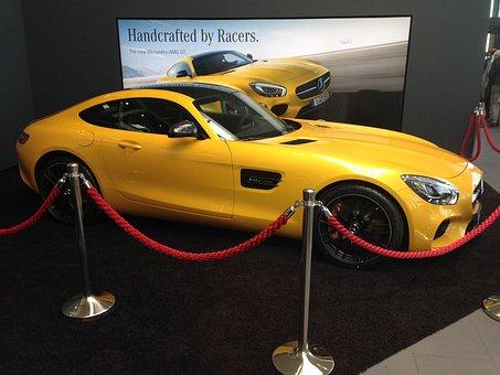 Mercedes, Benz, Mercedes Benz, Auto, Elegant, Novelty