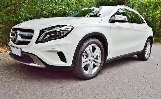 Mercedes Benz, Auto, Suv, Novelty, Elegant, Daimler