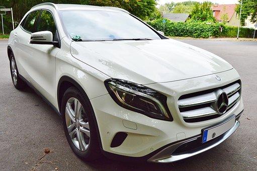 Daimler, Mercedes Benz, Suv, Novelty, Elegant, Sporty