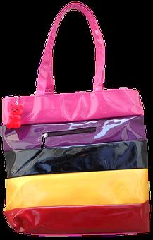 Fashion, Beauty, Shopping Bag, Female, Girl, Woman