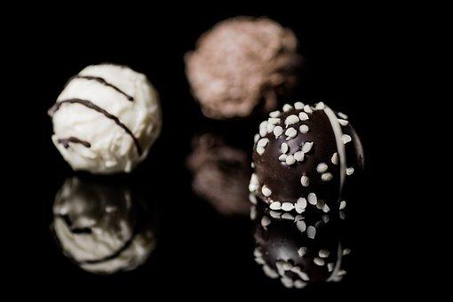 Praline, Chocolates, Chocolate, Chocolatier, Confiserie