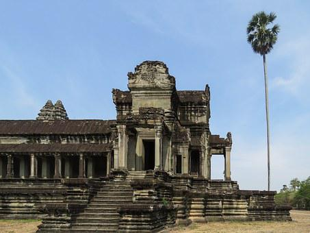 Angkor, Wat, Unesco, Cambodia, Temple, Architecture
