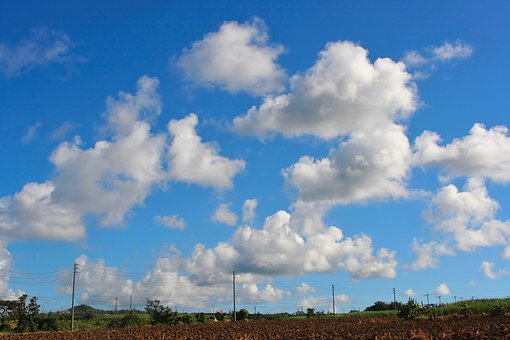 Soil Mechanics, Utility Pole, Plow, Cloud, White Cloud