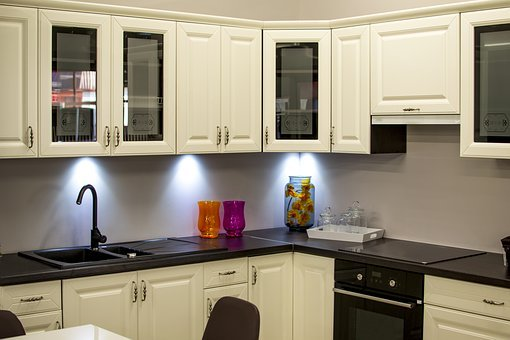House, Home, Residential, Rooms, Kitchen, Dining