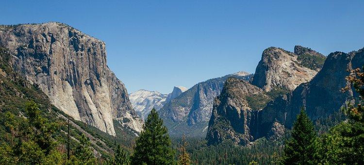 Nature, Landscape, Mountains, Summit, Peaks, Cliff