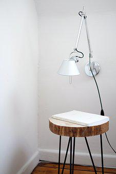 Still, Items, Things, Chair, Desk, Modern, Industrial