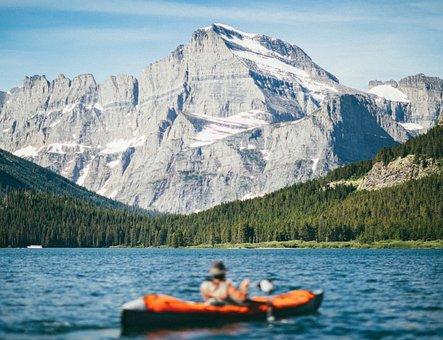 Nature, Landscape, Mountains, Summit, Peaks, Coast