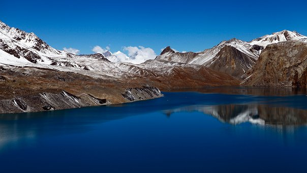 Nature, Landscape, Mountains, Snow, Summit, Peaks