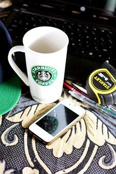 Technology, Gadgets, Iphone, Smartphone, Mobile, Mug