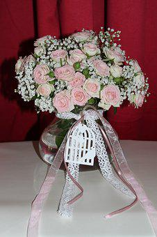 Roses, Strauss, Flowers, Bouquet Of Roses, Bouquet