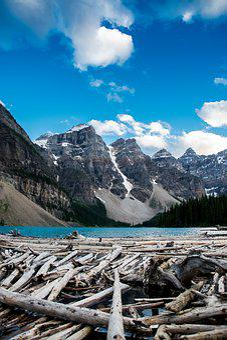 Nature, Landscape, Mountains, Slope, Summit, Peaks