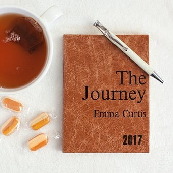 Still, Items, Things, Book, Notebook, Journal