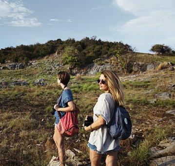 Adventure, Backpack, Backpacker, Camera, Camping