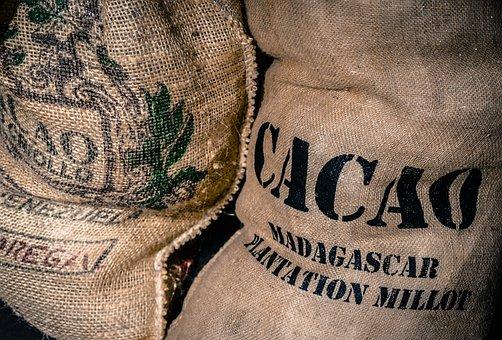 Bag, Cacao, Fair Trade, Food, Chocolate, Cocoa, Sweet