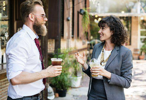 Beard, Beverage, Break, Business, Cafe, Coffee