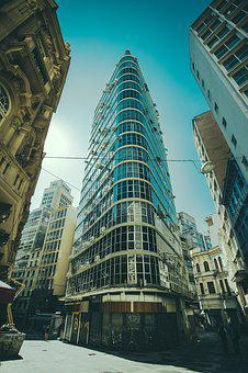 Architecture, Buildings, Office, Residential, City