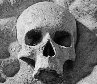 Jerusalem Church, Skull, Bruges, Altar Figure, Church