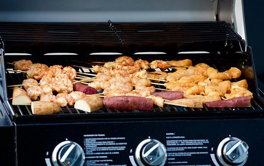 Grilling, Oven, Barbecue, Kitchen, Planchas, Meat